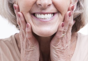 Smile more with beautiful removable dentures in Stillwater Ranch.