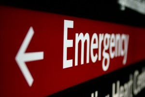 Should I go to my dentist near Stillwater Ranch in an emergency?